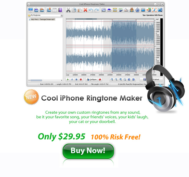 cool iphone ringtones ringtone maker version 8865